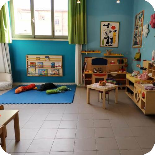Centro Trovamici Empoli - Spazio gioco